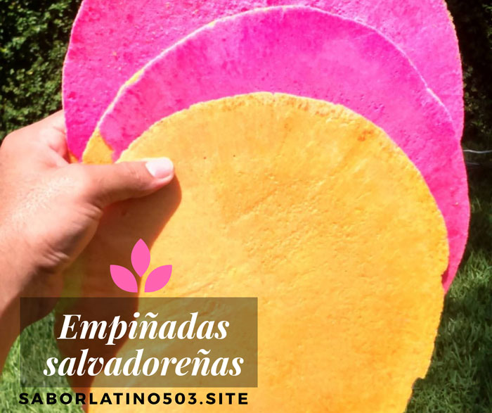 empinadas salvadorenas