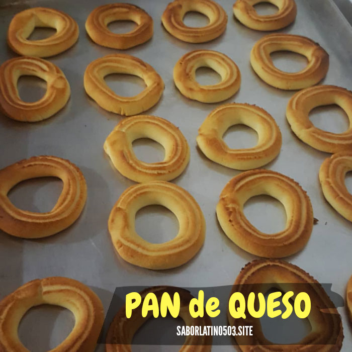 pan de queso colombiano
