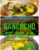 sancocho de pollo dominicano